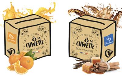 O Chwette est le leader du sirop en vrac, conditionné en Bag in Box !